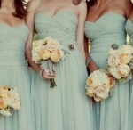 wedding inspiration blush coral teal / by FELICIA SCHMIDT