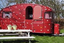Cute Campers / by Kathleen Newberry