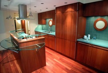 Kitchens to dream about / by Bizz Hiebert