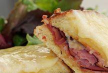 Sandwiches  / by Eileen Pecora