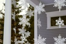 Seasonal Decor - Winter / Winter and Christmas Decor Ideas / by Heather