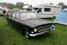 Ford Zephyr Mk III / My Dad loved that old car, my Childhood ride! / by Whai Elizabeth