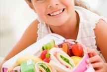 Kids lunch ideas / by Maurica Dickason