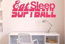 Just softball / by Kelsie Lynn