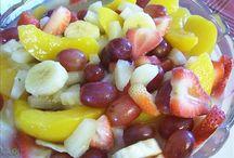 Fruits and Veggies / by Sherren Adams Tripp
