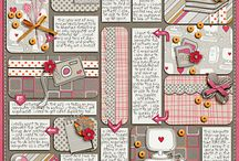 Layout Inspiration / by Aimee Harrison