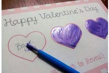 Valentine's day / by Tasha Painter