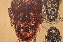 Portraits - Drawing / by Robert Porter