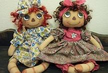 Cute Cute Dolls / by Pam Nish