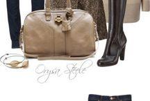 Fall outfits  / by Karen Messick-Imfeld