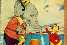 vintage illustrations / by Betty Southard Stokes