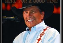 George Strait! / by Brenda Johnson