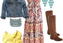 Style I Like / If I had style.... ;) / by Sarah Wilson