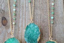 Necklaces / by Savannah Teiken