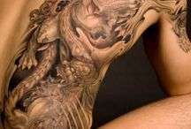 Ink I like but will never get  / by Diana Van Cleave
