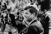 The Kennedy Complex / The Kennedys are a historical American family full of timeless style, intrigue, mystery, and shortcomings, yet they continue to fascinate the people of our country.  / by Matt Rush