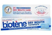 DRY MOUTH / by DISCOVER DENTISTS®