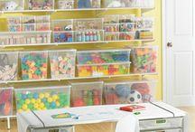 playroom ideas / by Cynthia Pryor