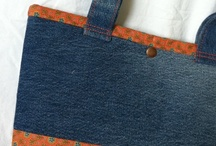 Recycled Denim / by Dipali Bharat