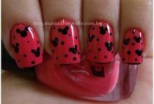 Disney Nails / by Teena Martin