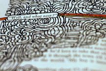 Altered Books / by Christina Lorraine Young