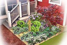 Garden ideas / by Shelley Stobee