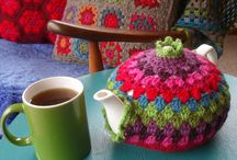 Teapot cosy love / by Nati's Little Things