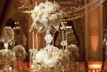 wedding flowers / by Brooke Masters
