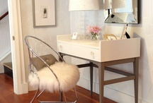 a very girly home / by Jennifer Angelos