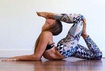 Yoga. / by Libby Pytela