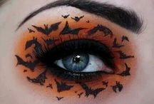 Halloween Makeup Idea / by Lisa Hodgins Couvillon