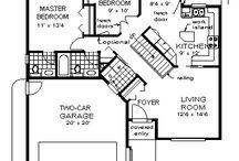 House Plans / by Leila Gardunia