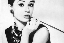Audrey Hepburn  / by Candie Romero-Galindo