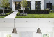Home: Exteriors / by Lauren V