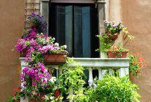 Balconies / by Julie-Ann Neywick