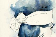 Art & Illustration. / by E. Lanning