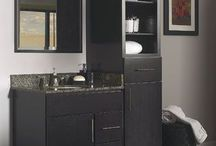 Bathroom remodel / by Amy Gouchee Gradoville