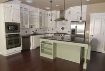 Kitchen remodel - Ideas / by Brandy Mirly