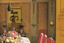 Dining rooms / by Marjorie Pepmeier