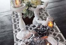 tablescapes / by Mary Pullias Henderson