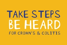 Take Steps  / by Crohns & Colitis Foundation Of America