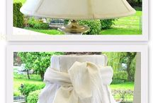 Lamp Deco DIY / by Robyn Kauffman