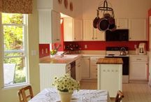 Future home decor ideas / by Andrea Webb