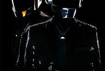 Daft Punk / by Erick Feria