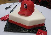 Cakes! / by Haley Thornton