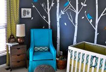 2nd Nursery Ideas / by Maranda Stuhr