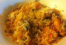 Recipes - Rice, savoury dishes , salad / by Zauyah Sudin