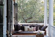 Porch Love / by Daune Pitman | Cottage in the Oaks
