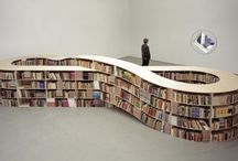 Bookshelves / by Penguin Books Australia