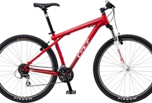 GT / Paul's Bike Shop is proud to offer GT bicycles.  Whether you are riding road, mountain, hybrid, comfort or BMX (or anything in between)...we have got a bike just for you! / by Paul's Bicycle Repair